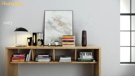 Hoang Minh- contemporary infuenced Nordic lounge Interior - einrichtung mit minimalistisch asiatischem design