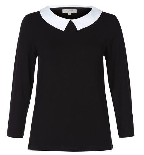 Georgina T Shirt   Work/School   Pinterest   Hobbs, Black tops and ...