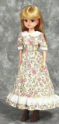 自分で作れる!リカちゃんの洋服・小物の作り方《型紙》 , NAVER