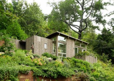 Mill Valley Cabins Feldman Architecture In 2020 Green Architecture Norwegian House Architecture