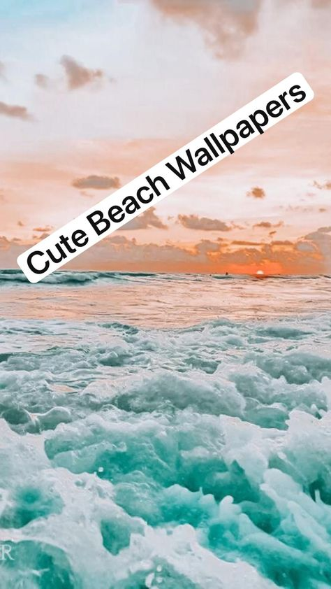 Cute Beach Wallpapers
