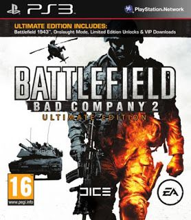 Battlefield Bad Company 2 Ultimate Edition Ps3 Iso Rom Download