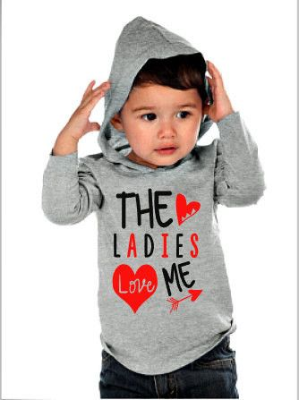 Make them smile - Kids' Valentine's Day Clothes That'll Make You Swoon - Photos