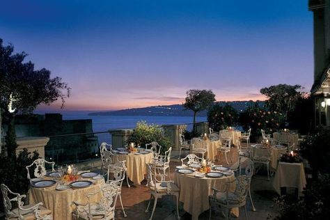 Terrace Hotel Excelsior Naples Best Of Best Rooftop