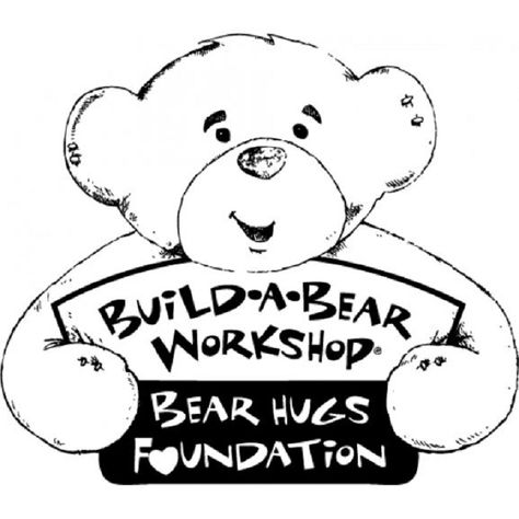 Build A Bear Coloring Pages Bear Coloring Pages Super Coloring
