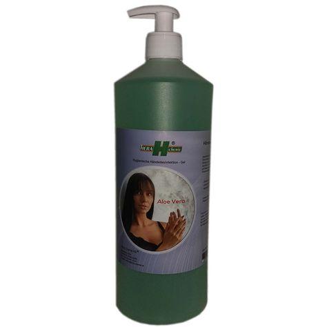 Aloe Vera- Händedesinfektion Gel – Schutz  und  Feuchtigkeit