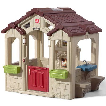 Toys Play Houses Build A Playhouse Storybook Cottage
