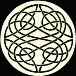 Celtic symbol for strength