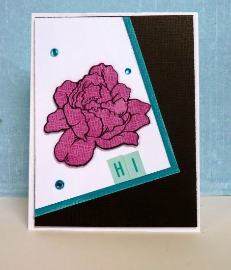 Siehled With A Kiss: Core'dinations and Stampendous Blog Hop!