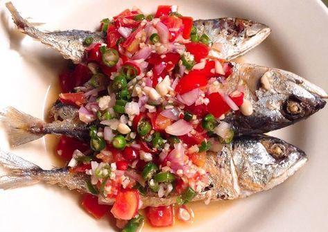 Pin Di Resep Masakan Ikan