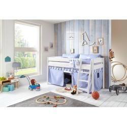 Reduzierte Halbhochbetten Halbhohe Betten Halbhohes Kinderbett