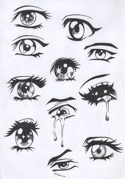 Super Drawing Sketches Girl Eyes 40 Ideas Drawing Sketches Drawings Easy Anime Eyes