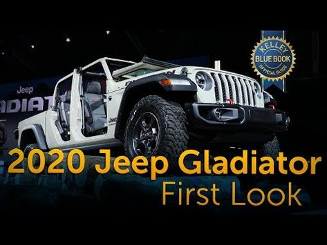 2020 Jeep Gladiator First Look Youtube Jeep Gladiator Jeep