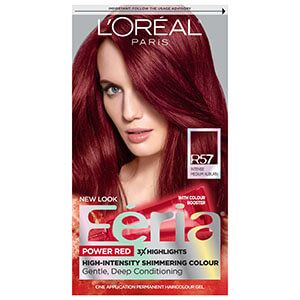 25 Pretty Cool Warm And Neutral Shades Of Red Hair L Oreal