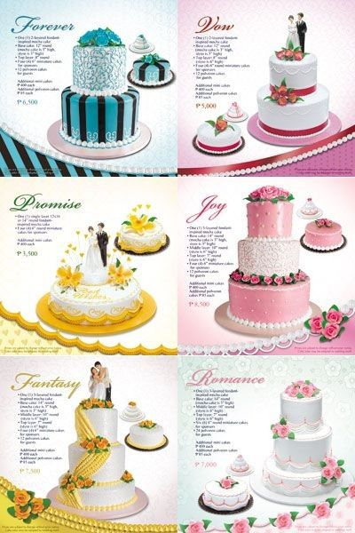 Goldilocks Birthday Cake Price List 2016 In 2020 Cake Pricing Goldilocks Cakes Fondant Cake Prices