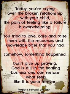estranged daughter quotes - Google Search | Advice | Adult ...