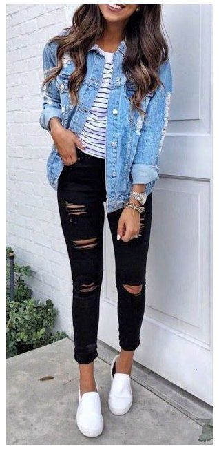 30+ Cute Spring Outfits You Need To Copy In 2020 Cute Casual Spring Outfits 2020: Trends & Pretty Looks | Casual Summer Outfits Women | Are you looking for spring outfits women inspiration? Or perhaps you're after spring outfits for teen girls or spring outfits casual? Whatever it is that you're after, you'll find the best spring outfits 2020 women and spring fashion in this blog post! #springoutfits #springoutfitswomen #springoutfits2020 #casualoutfits #springfashion #casualoutfits #summeroutfi