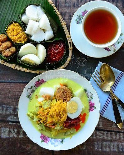 Resipi Lontong Gaya Mat Gebu Dapur Tanpa Sempadan In 2020 Malaysian Food Malay Food Asian Recipes