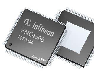 Cortex-M4 MCU features EtherCAT, Ethernet, USB