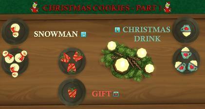 Sims 4 Christmas Update 2020 Mod The Sims   Custom Christmas Cookies   Part 1   Custom