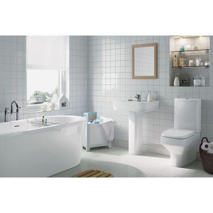 Pure Bathroom Suite This Contemporary