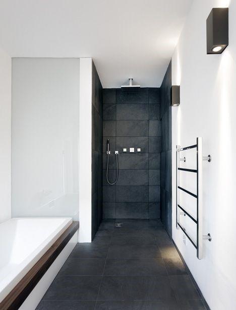 Honed Bluestone Tiles Apartment, Bluestone Bathroom Tiles