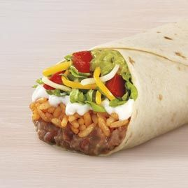 7 Layer Burrito Customize It Taco Bell In 2020 Bean And Cheese Burrito Vegetarian Burrito Vegetarian Menu