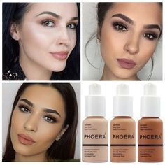Full Cover Concealer Foundation Flawless Matte Liquid Foundation - #concealer #cover #flawless #foundation #liquid #matte - #new