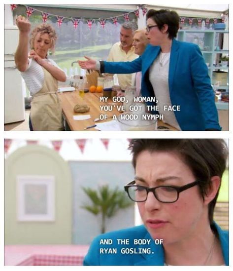 """18 Hilariously Perfect Moments From The Great British Bake Off - Funny memes that """"GET IT"""" and want you to too. Get the latest funniest memes and keep up what is going on in the meme-o-sphere. Funny Relatable Memes, Funny Posts, Funniest Memes, Hilarious Quotes, Funny Shit, Funny Stuff, Bake Off Funny, Best Friend Poems, Friendship Day Quotes"""