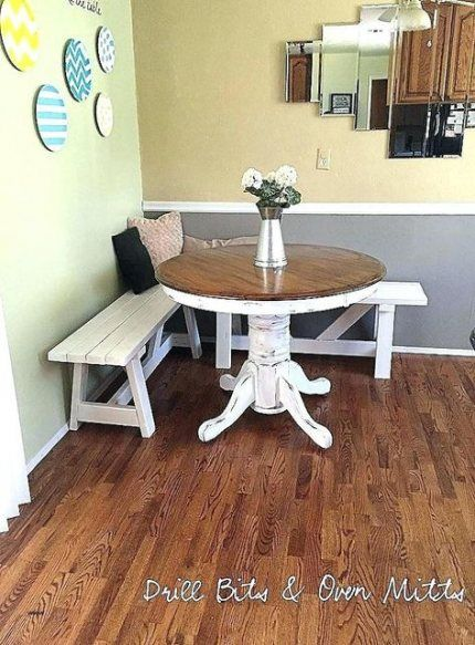 New Kitchen Corner Table Ideas Benches 25 Ideas Corner Kitchen Tables Kitchen Corner Bench Seating Kitchen Table Bench