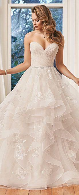 Vestido De Noiva Y11958 Vestido Casamento Civil Vestido De