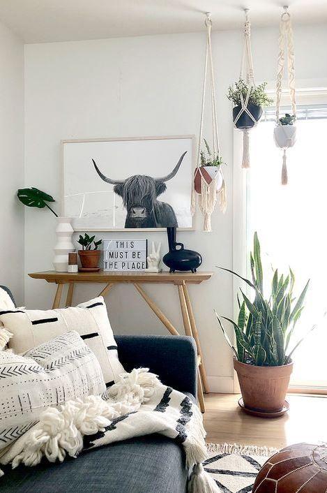 Nov 10 15 Bohemian Living Room Style Ideas Modern Boho Living