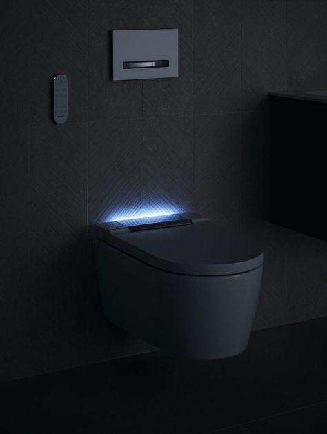 Pin Op Toiletten En Bedieningspanelen