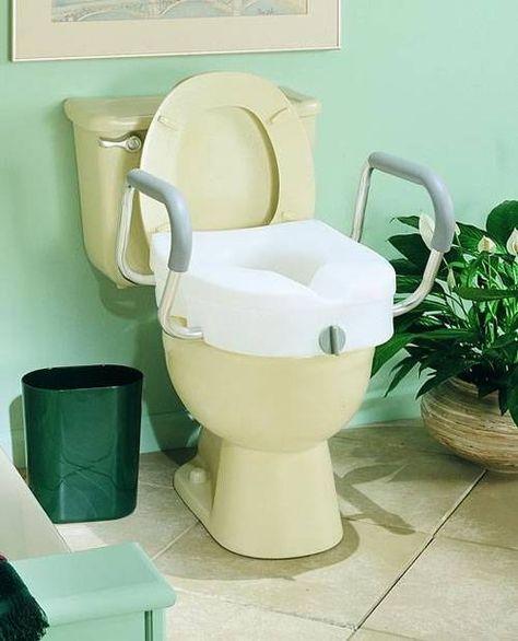 Enjoyable Ez Lock Raised Toilet Seat Toilet Toilet Bowl Toilet Paper Ibusinesslaw Wood Chair Design Ideas Ibusinesslaworg