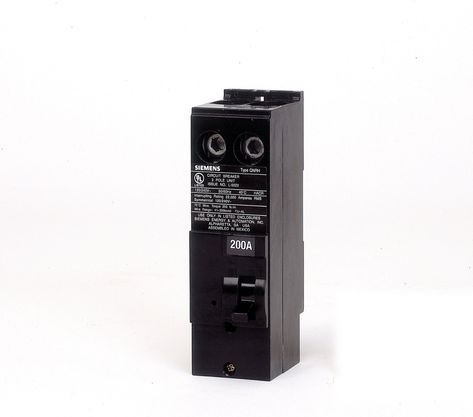 Siemens Qn2200rh 200amp 2 Pole 240volt Circuit Breaker Want Additional Info Click On The Image This Is An Aff Siemens Electrical Equipment Locker Storage