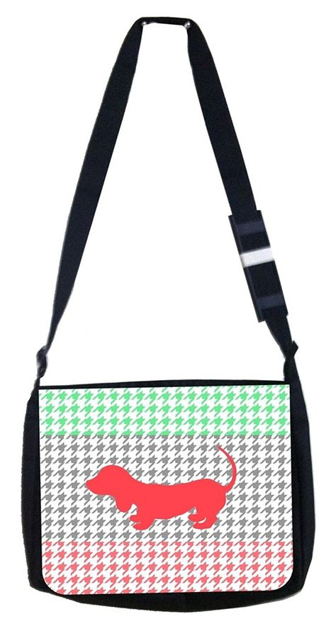 Never stop dreaming window Rosie Parker Inc TM Medium Sized Messenger Bag 11.75 x 15.5 and 4.5 x 8.5 Pencil Case SET