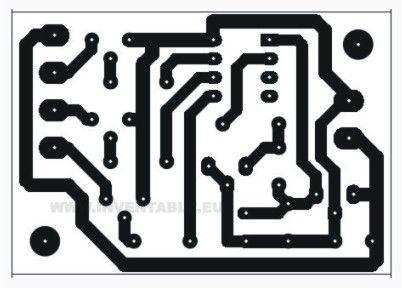 Proyecto Diy Que Describe Como Hacer Un Mezclador Automático Para Tiras De Leds Rgb El Si Circuitos Impresos Proyectos Electronicos Electricidad Y Electronica