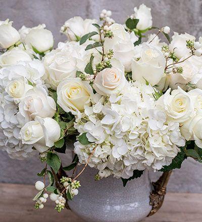 Weddings In 2020 White Flower Arrangements Flower Arrangements