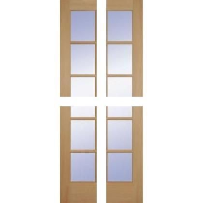 Internal French Doors White French Doors With Glass Panels Mahogany Exterior Door In 2020 Hardwood Front Doors Glass Panel Door Internal French Doors White