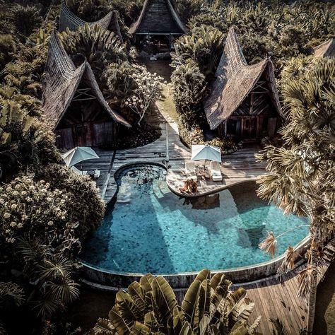 Own Villa Canggu Bali Indonesia Design Finder Escapes Travel Bali Canggu Indonesia Honeymoon Bestplacestos Bali Luxury Villas Jungle Resort Bali