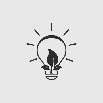 Eco Green Energy Icon Plant Growing Inside Light Bulb Light Icons Plant Icons Energy Icons Png And Vector With Transparent Background For Free Download Light Icon Plant Icon Icon