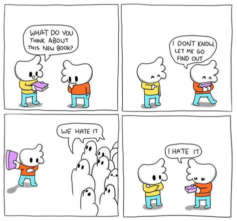 30 Funny Comics With Unexpected Endings By Michael Ashton