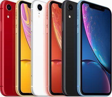 Iphone Xr 256 Gb Hk Set Dual Sim Nano Iphone Display Produk
