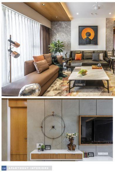 Best Apartment Interior Design In India The Architect S Diary Best Apartmen In 2020 Interior Design Living Room Small Apartment Interior Design Apartment Interior