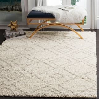 Buy Cotton Synthetic Viscose Wool 10 X 14 8 X 10 9 X 12 Area Rugs Online At Overstock Our Best Rugs Beige Rug Beige Area Rugs Geometric Area Rug
