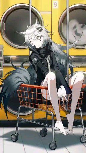 Anime Girl In Heat