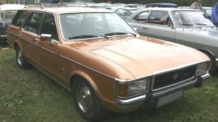 1972 1974 Ford Granada 3 0 Turnier Classic German Ford Cars