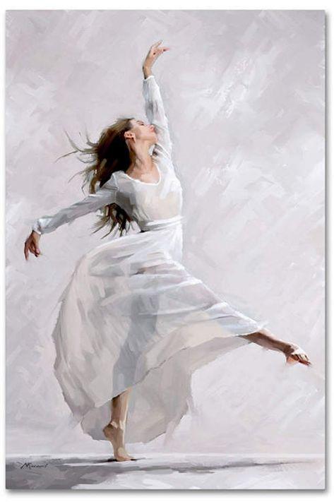 Trademark Global The Macneil Studio 'Dance of the West Wind' Canvas Art - 16  x 24