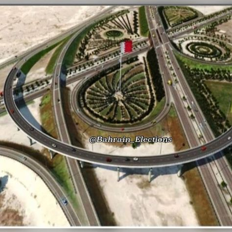 التصور للجسر الجديد الذي يتم العمل عليه على كوبري آيكيا للقادمين من المنامة متوجهين لمدينة عيسى اخبار صحافة دولية رياضة منوعات Grounds Fair Grounds