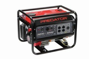 Harbor Freight Predator Generator Review Gas Generator Gas Powered Generator Generation